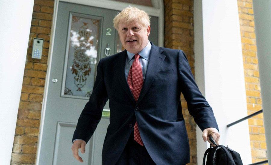 Incoming British PM Johnson picks his Brexit team