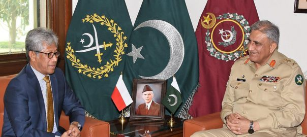 COAS, Qamar, Bajwa, Indonesian, envoy, discuss, enhanced, defence, cooperation