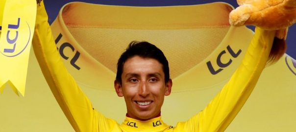 Cycling, Bernal, Colombian, Tour de France, title