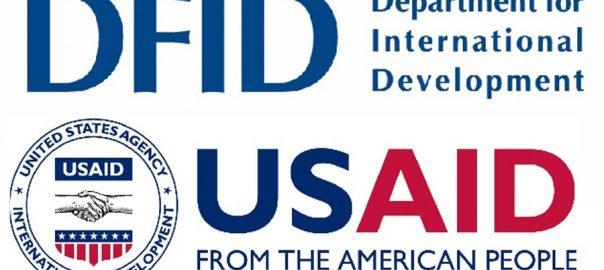 DFID money laundering shehbaz sharif PML-N daily mail UK aid money earth quake aid money