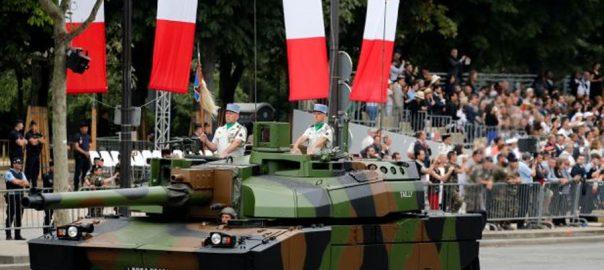 european european leaders paris Bastille Day Pardae MAcron