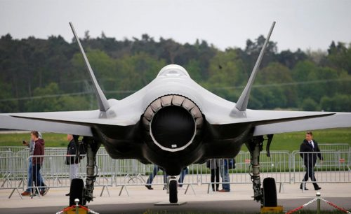 F-35 programme US Turkey Russian Missile defence purchase