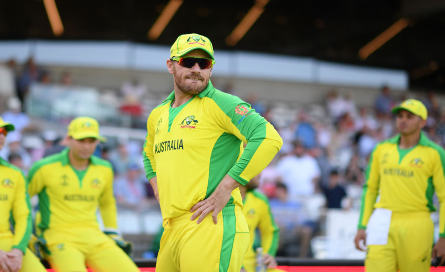 Ponting hails Finch for backing instinct in key moments