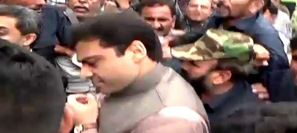 Hamza Shehbaz, physical remand, July 24, NAB