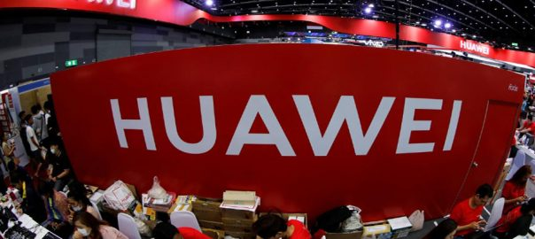 revenue revenue growth Huawei US sanctions