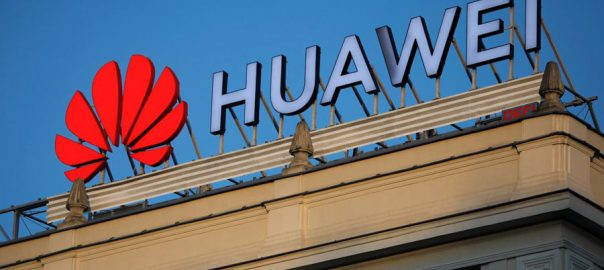 Huawei US government blacklisted