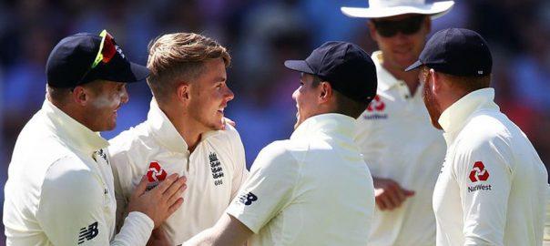 Curran, Leach, move up, ICC, Men's Test Player, Rankings