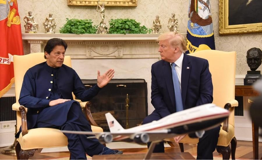 US President Trump offers to mediate Kashmir dispute