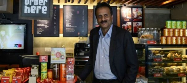 Indian-coffee-tycoon