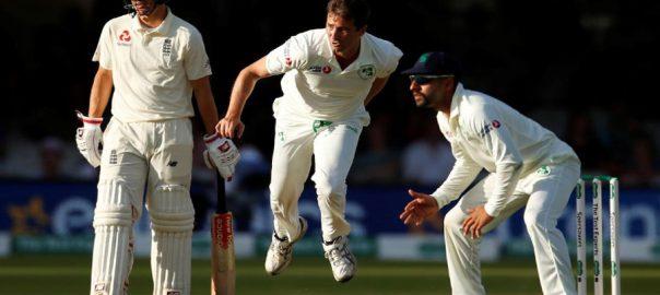 Ireland England ICC bowling circket