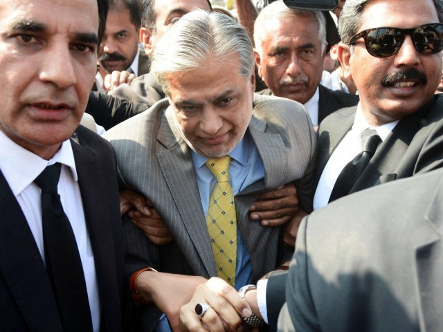 NAB finds proof of money laundering against Dar