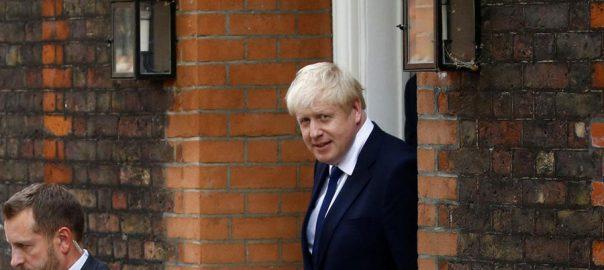 Boris Johnson PM Brexit
