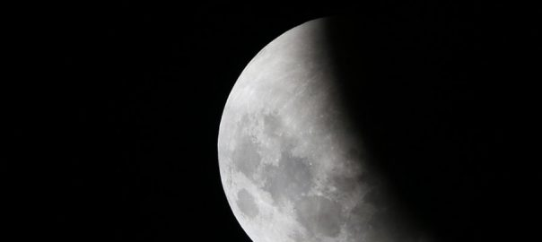 Pakistan, Lunar Eclipse