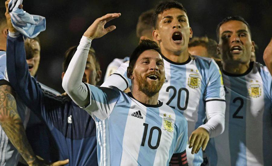 Messi working hard despite lack of sparkle: Scaloni