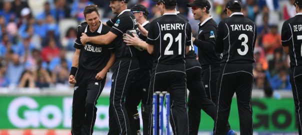 New Zealand, thrash, India, 18 runs, World Cup, final