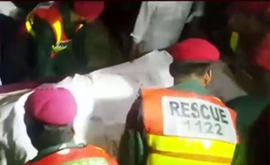 Noor Hassan laid to rest in Sadiqabad