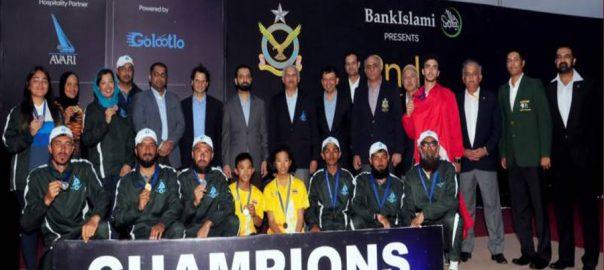 Sailors Pak sailors pakistani COAS internaltional championship International Open Sailing Championship Karach