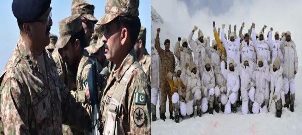 Rawalpindi Corps commander Bilal Akbar LoC line of control ISPR Inter Service Public Relation