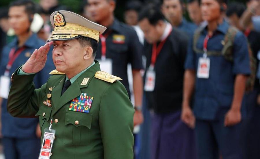 US imposes sanctions on Myanmar military leaders over killings of Rohingya Muslims