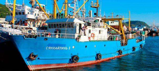 Russian-boat