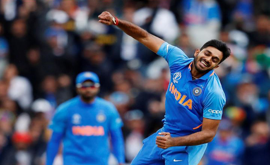 India's Shankar ruled out of World Cup with fractured toe