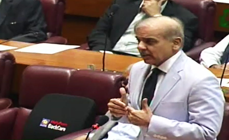 Shehbaz demands production orders for arrested PML-N lawmakers