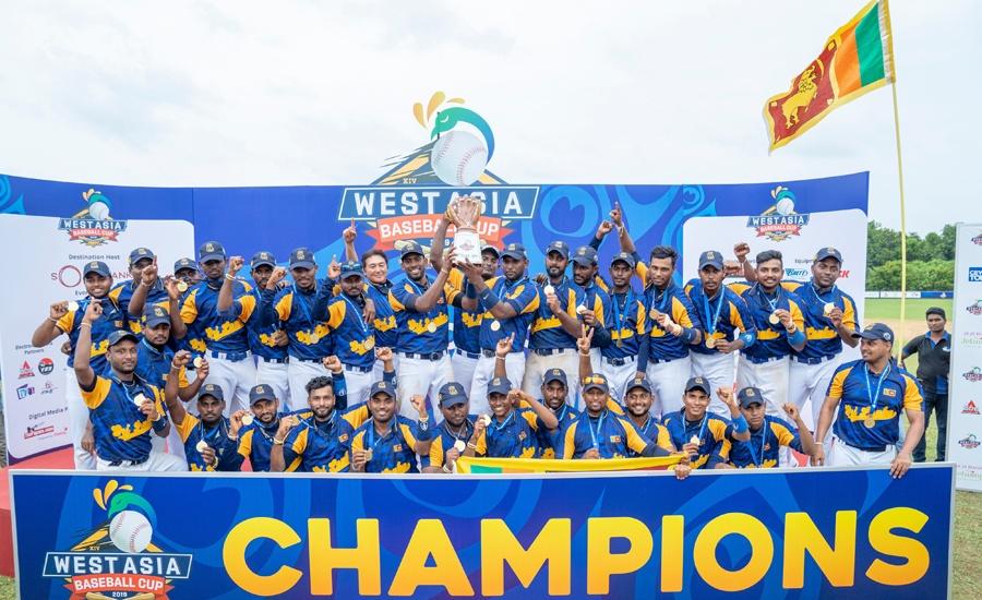 Sri Lanka beat Pakistan 5-4 to grab West Asia Baseball Cup 2019