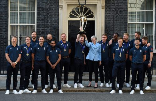 Stokes  Ben Stokes  England  ICC  Theesra May  May  World Cup  knighthood