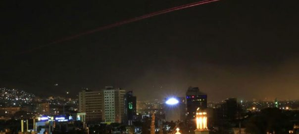 Israeli Israeli missile Israeli misslile attack Syrian