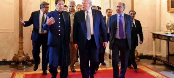 PM Imran Khan, thanks, Trump, understanding, Pakistan, point of view, Kashmir dispute, India, Afghan peace process