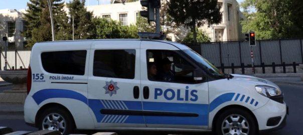 Belarus diplomat Turkey injured shot