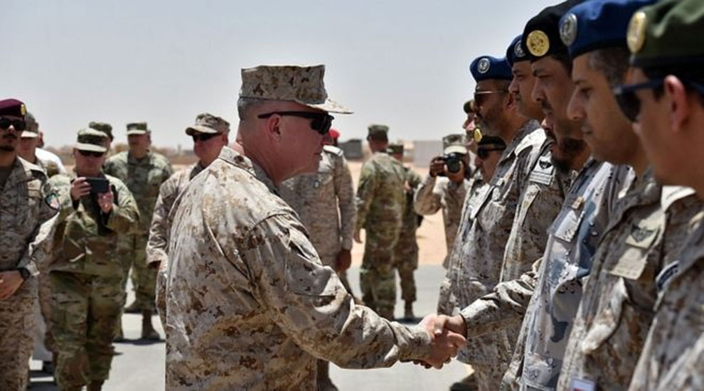 King Salman approves US troops deployment in SA as tensions with Iran mount