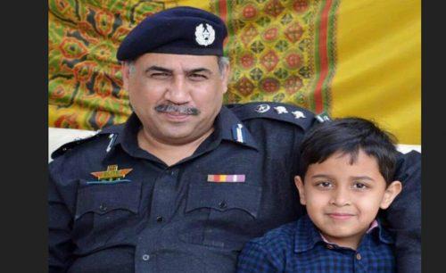 SSP Kamran Yousaf Malik, dies, road accident