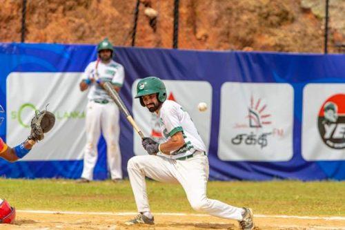 Sri Lanka, beat, Pakistan, 5-4, grab, West Asia, Baseball, Cup, 2019