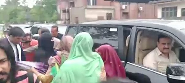 chief minister usman buzdar lahore incessant rain dr shahbaz gill spokesman