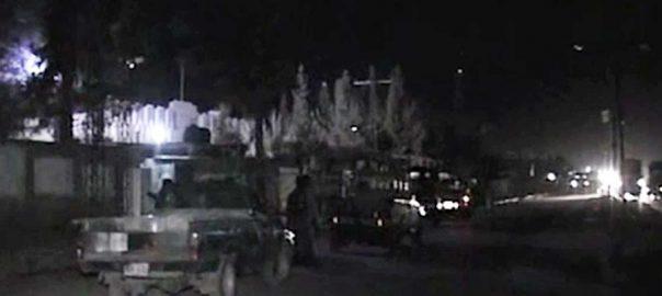 CTD, operation, Quetta, terrorist, killed