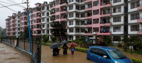 Floods, landslides, 15, Nepal, six, others, missing