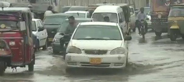 monsoon spell Karachi Karachai rain rainin karachi sindh govt administrations