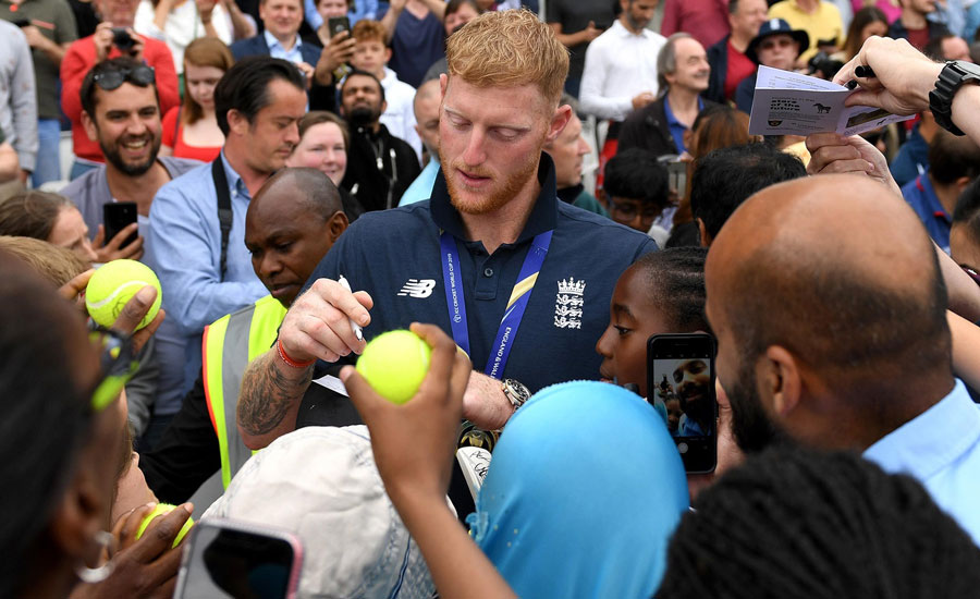 Stokes set for knighthood after Cup heroics
