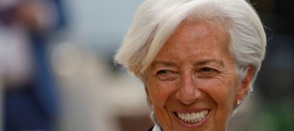 lagarde imf chief ecb post