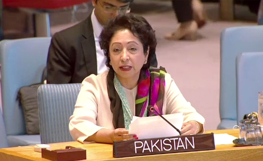 Pakistan asserts for more effective, result oriented UN Peacekeeping