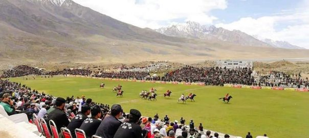 Chitral A, Gilgit-Baltistan A, 6-5, win, Shandur, Polo, Tournament, trophy