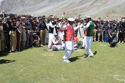 Chitral A, Gilgit-Baltistan A, 6-5, win, Shandur, Polo, Tournament, trophy