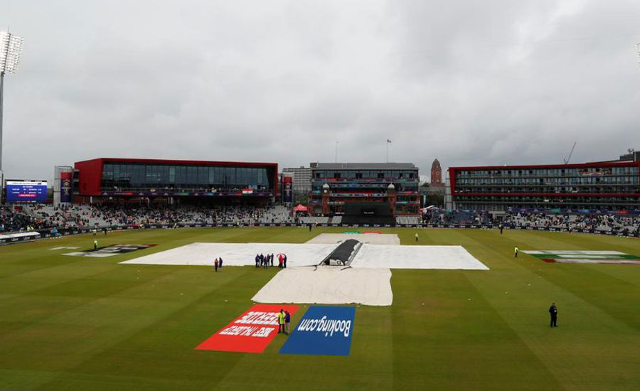 Rain-hit India-New Zealand World Cup semi finals to continue today