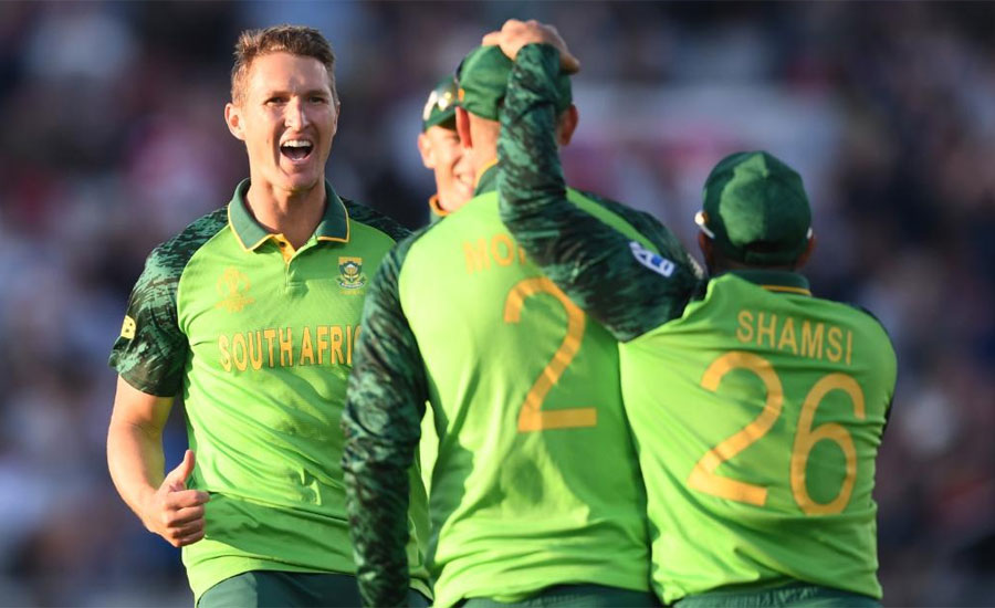 South Africa beat Australia by 10 runs in cricket world cup thriller