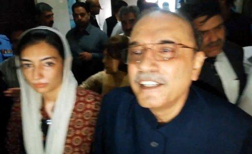 Zardari-Asifa