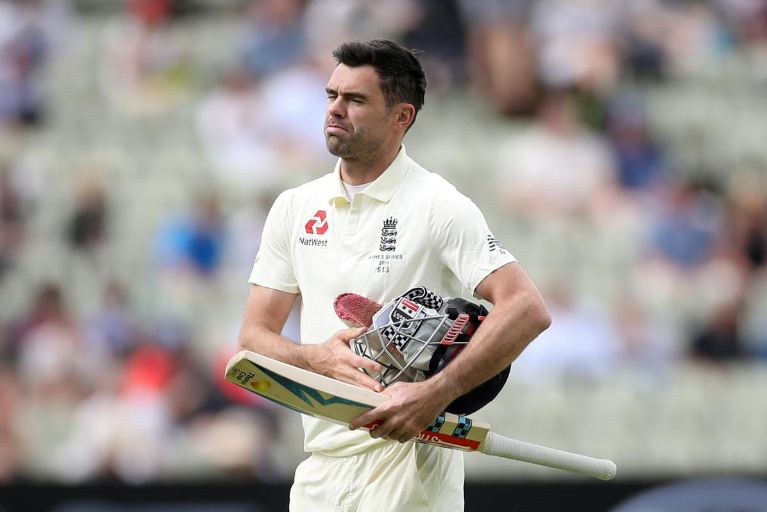 Anderson ruled out for rest of Ashes, Overton recalled