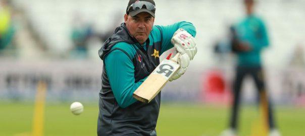 Arthur Mickey aurthur Pakistan Disappointed Hur