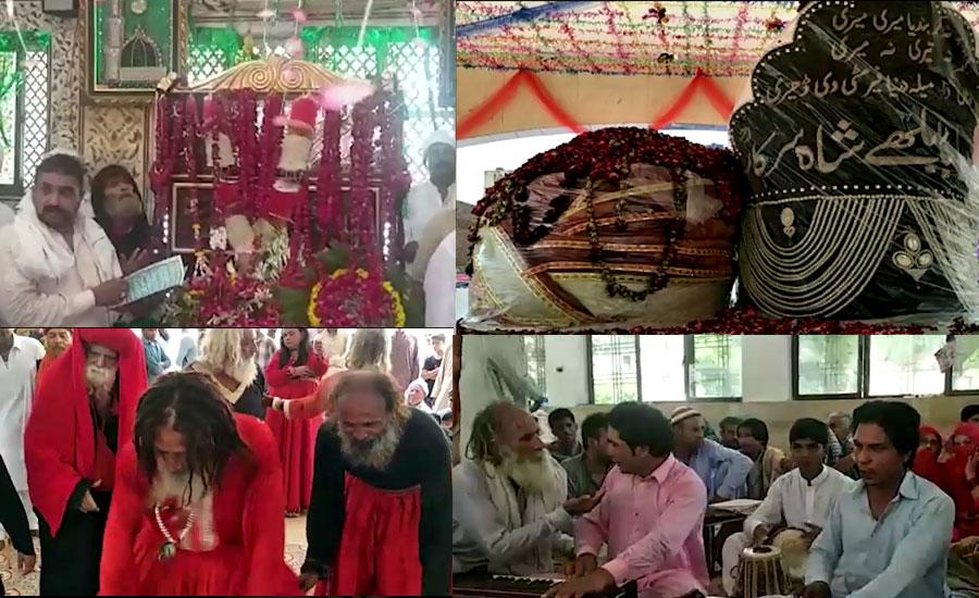 Hazrat Baba Bulleh Shah Urs underway in Kasur