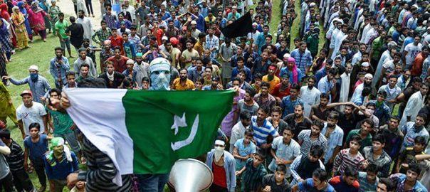 Black Day AJK IoK Indian occupied kashmir Raja Farooq Haider AJK Prime mInister
